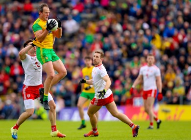 Michael Murphy will go up against Tyrone again in 2020.