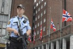 File photo of Norweigan police.