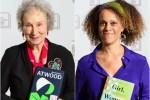 Margaret Atwood and Bernardine Evaristo