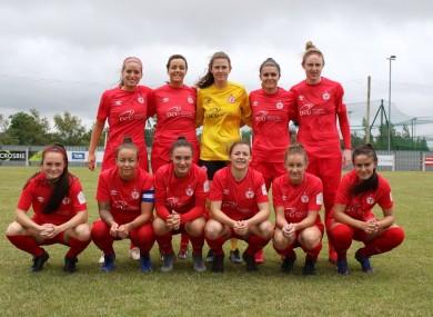 The Shelbourne team.