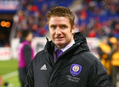 O'Connor had been in charge at Orlando for a year-and-a-half.