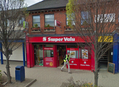 Kane's/McCartney's SuperValu Donabate.