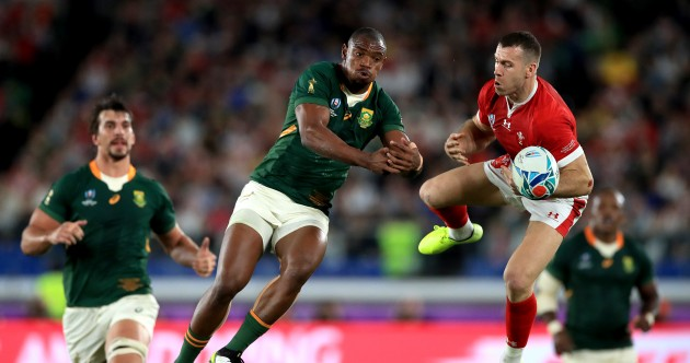 As it happened: Wales v South Africa, Rugby World Cup semi-final