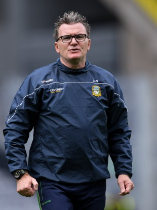 Meath coach Colm Nally.