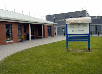 File photo of Cloverhill Prison