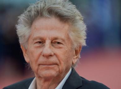 Film director Roman Polanski.