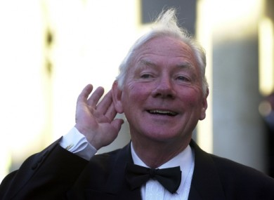 Gay Byrne died yesterday aged 85.