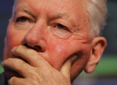 The funeral of Gay Byrne will take place in Dublin today.