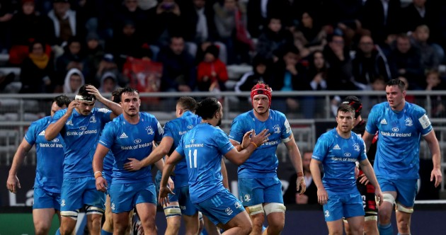 As it happened: Lyon v Leinster, European Rugby Champions Cup