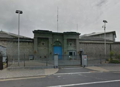 Limerick Prison.