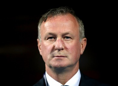 Michael O'Neill has been confirmed as the new Stoke boss.