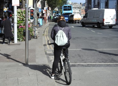 84% of cyclist and pedestrian serious road injuries occurred on urban roads.