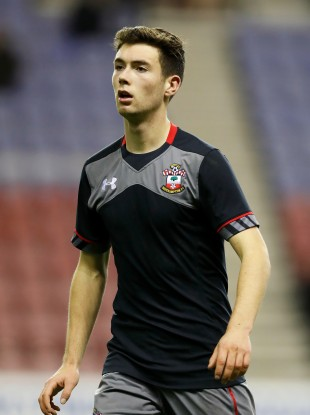 Thomas O'Connor is currently playing for Gillingham, on loan from Southampton.