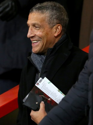 Ex-Ireland defender Chris Hughton.