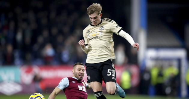 As it happened: Burnley v Man United, Premier League