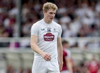 Daniel Flynn is back in the Kildare panel for 2019.
