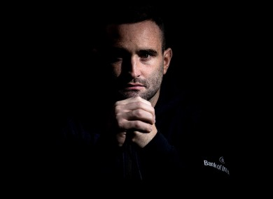 Dave Kearney: 'It's tougher for my parents, they are congratulating one but not the other'.