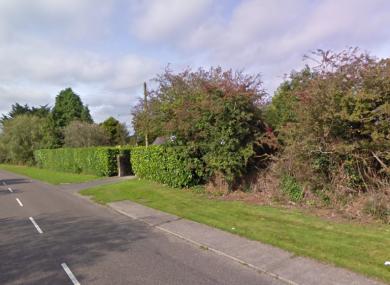 An area near Dublin Pike in Cork.