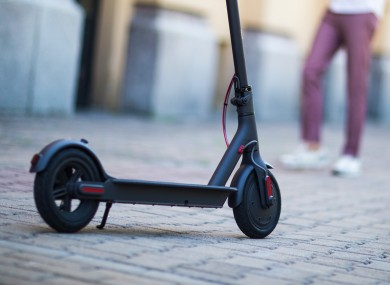 E-scooter rider faces drunk driving charge after being ...
