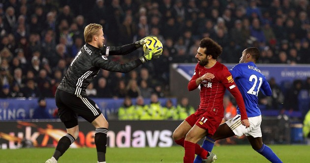 As it happened: Leicester City v Liverpool, Premier League