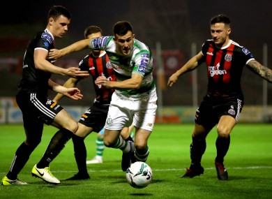 Derby days: Rovers and Bohs to kick things off.