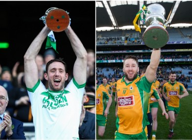 Ballyhale Shamrocks and Corofin are the reigning All-Ireland champions.