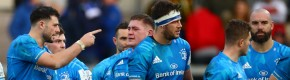 Furlong and Ross Byrne in for Leinster's Champions Cup meeting with Saints