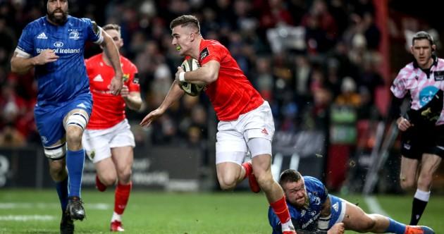 Recap: Munster v Leinster, Pro14