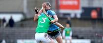 Westmeath's Tommy Doyle in action against Dublin's Paul Schutte.