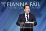 Fianna Fáil Spokesperson on Housing, Planning & Local Government Darragh O'Brien.