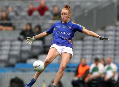 Tipperary's Aishling Moloney.
