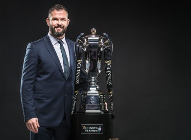 Farrell should prioritise the Six Nations over a four-year-plan.