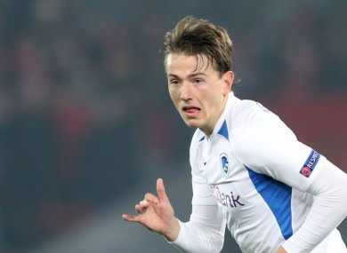 Sander Berge has signed for Sheffield United