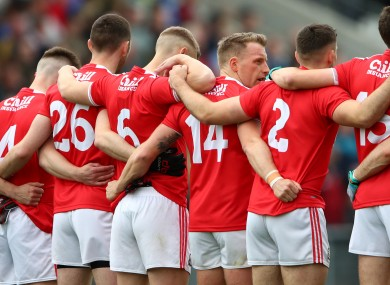 Brian Hurley will miss the start of Cork's league campaign.