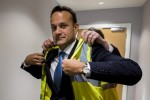 Varadkar says he bought the apartment when he was a junior doctor.