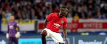 Eric Bailly in action for Manchester United.