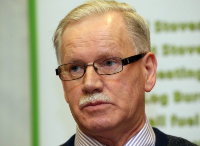 Limerick FC chairman Pat O'Sullivan (file photo).