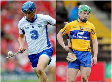 WIT lost Austin Gleeson to injury while Gary Cooney netted for Mary Immaculate.