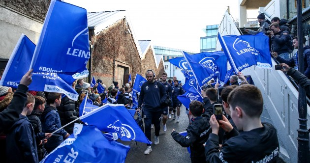 As it happened: Leinster v Lyon, European Rugby Champions Cup