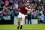 Sean Loftus hit the crucial goal tonight for NUI Galway.