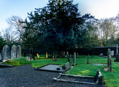 The mix-up occurred in Listowel's main cemetery. (File photo)