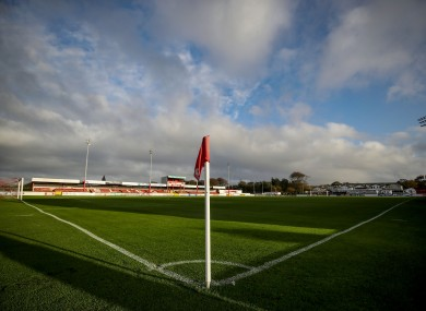 The Showgrounds (file photo).
