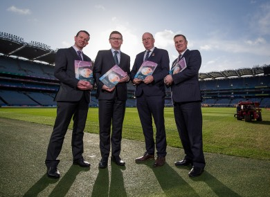 The 2019 GAA annual report was launched today.