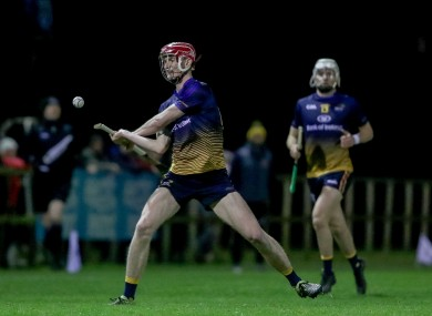 DCU have never won the Fitzgibbon Cup - can they go one step closer today?
