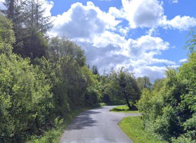 L2166 near Glenealy Village, Co Wicklow