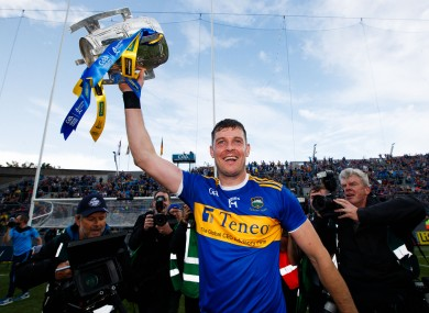 Tipperary star Séamus Callanan.