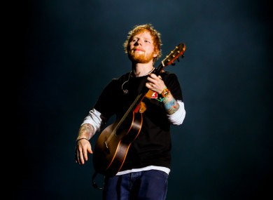 File. The duo sold hundreds of tickets at a higher price for Ed Sheeran gigs.