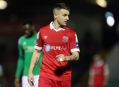 Friel has played every minute of Shels' return to the top flight.