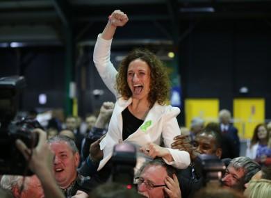 Sinn Féin's Lynn Boylan.