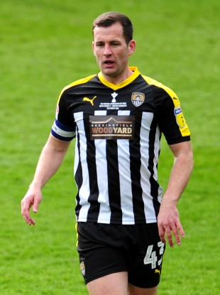Michael Doyle plays for Notts County.